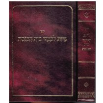 נרות לכבוד בית הכנסת