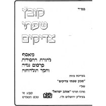 Kovetz Sifsei Tzaddikim 13 volumes chassidus /  קובץ שפתי צדיקים חסידות