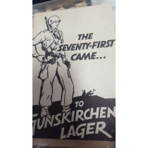 The Seventy-first came-- to Gunskirchen Lager 1945